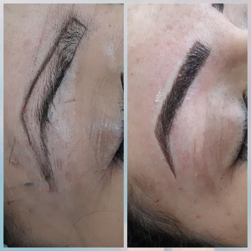 Renovando olhares através da micropigmentação  outros designer de sobrancelhas maquiador(a) micropigmentador(a)