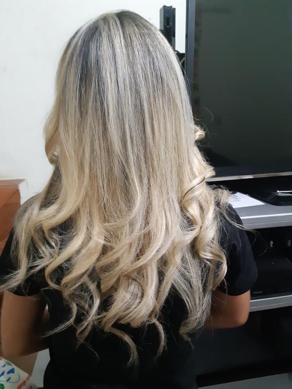 Depois cabeleireiro(a) cabeleireiro(a)