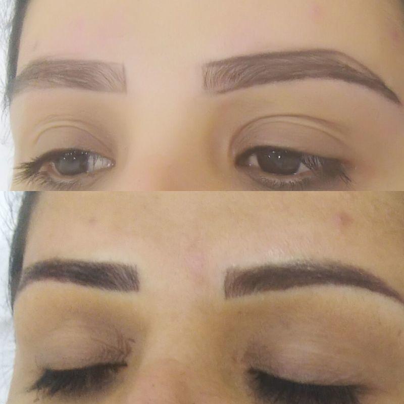 Micropigmentação fio a fio micropigmentador(a) dermopigmentador(a) designer de sobrancelhas assistente esteticista