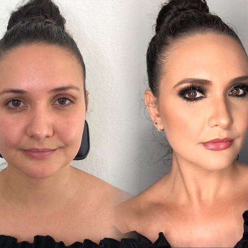 maquiagem cabeleireiro(a) maquiador(a)