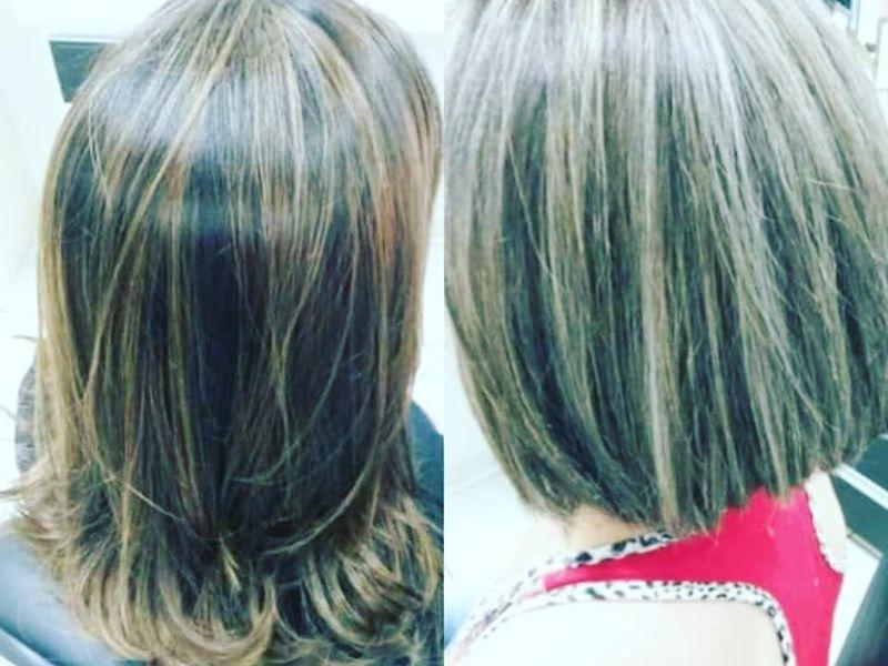 Corte e cor cabelo cabeleireiro(a) auxiliar cabeleireiro(a) escovista stylist / visagista recepcionista
