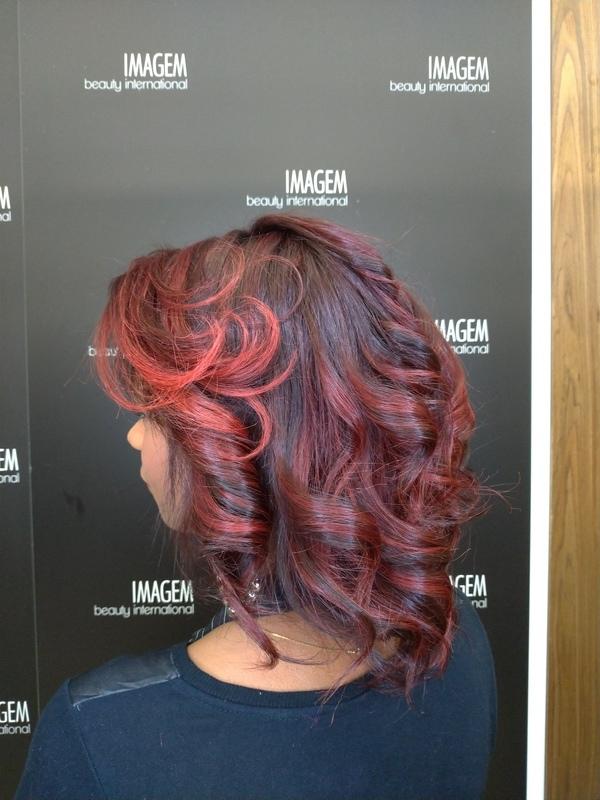 #ruivo #vermelhos #brushing #babyliss cabelo cabeleireiro(a)