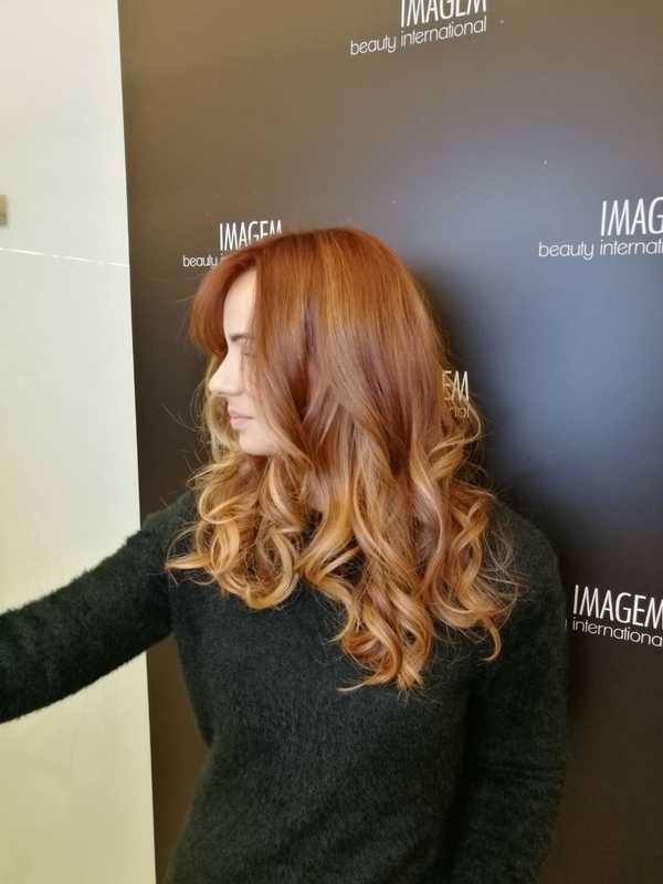 #ruivos #corte #curly  cabelo cabeleireiro(a)