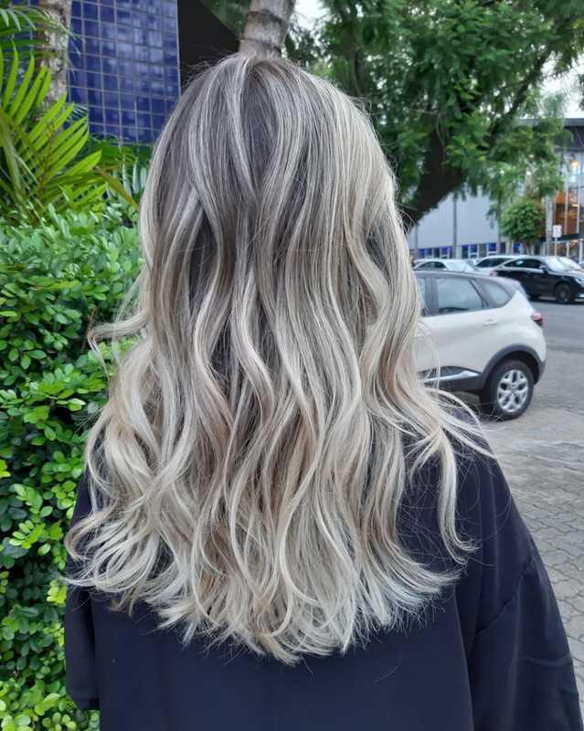#loirosdivos #blond #beachwaves cabelo cabeleireiro(a)