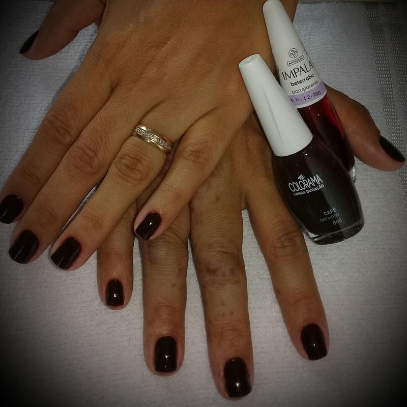 #classico manicure e pedicure designer de sobrancelhas