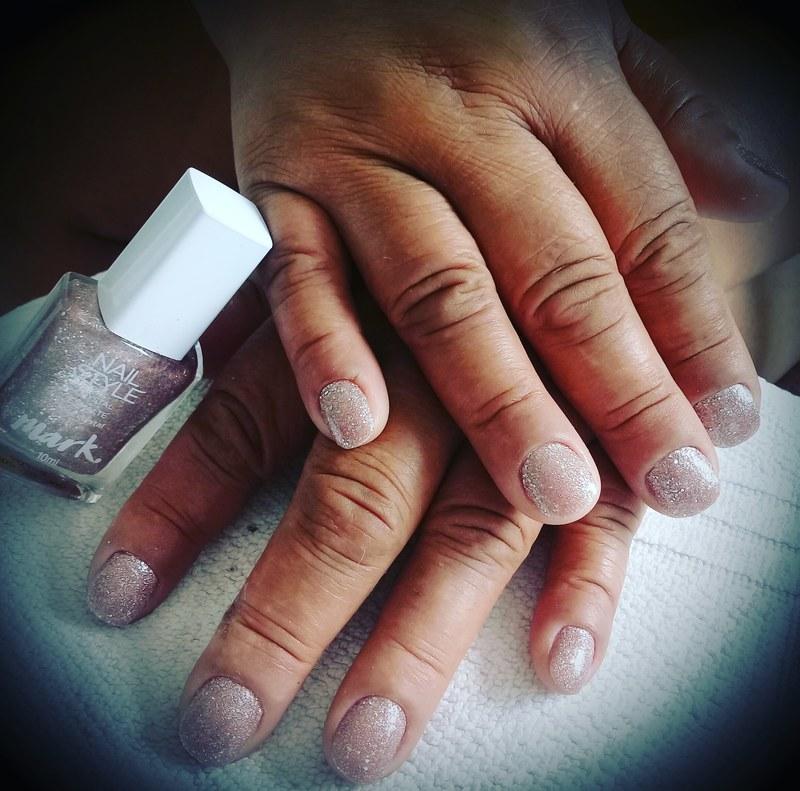 #delicadas#nailsmark manicure e pedicure designer de sobrancelhas