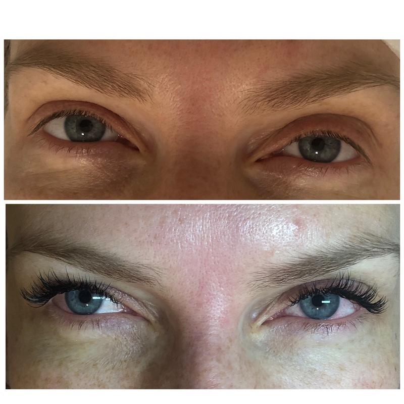 Extensão fio a fio  estética maquiador(a) designer de sobrancelhas outros micropigmentador(a)
