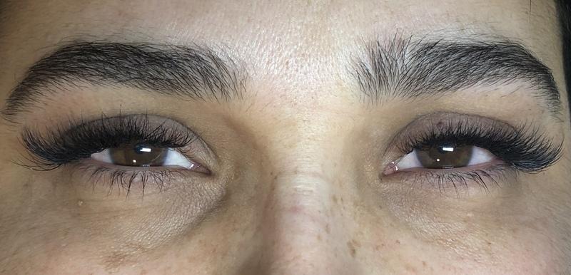 Volume Russo! 🥰 estética maquiador(a) designer de sobrancelhas outros micropigmentador(a)
