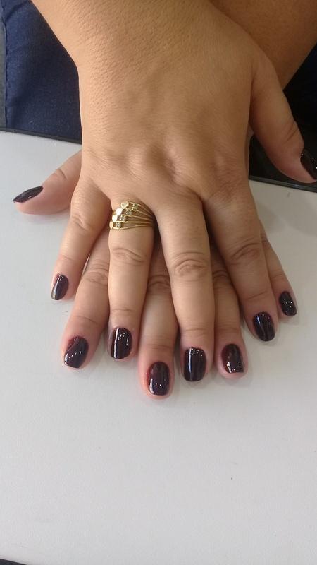 #café #rebu #colorama #toque unha manicure e pedicure