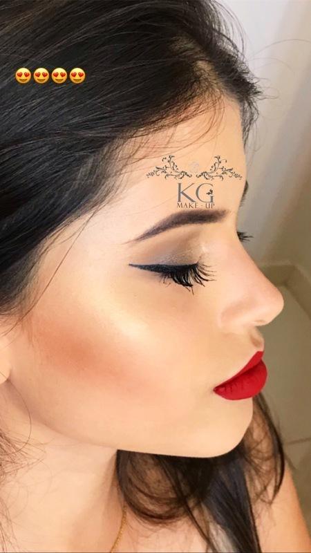 Kelly Galvagni makeUp  @kelly_sousax #kellyGalvagni maquiagem maquiador(a) designer de sobrancelhas
