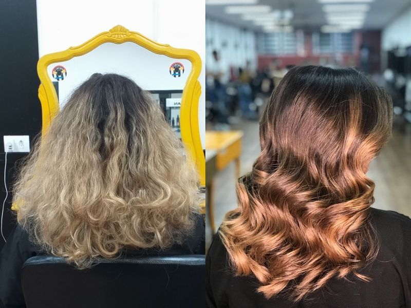 cabelo cabeleireiro(a) auxiliar cabeleireiro(a) escovista cabeleireiro(a) maquiador(a)