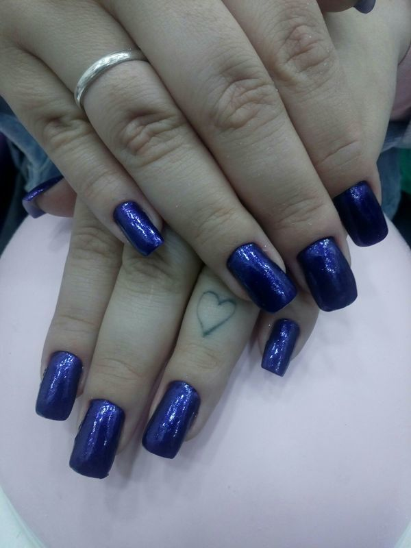 Manutenção em gel finalizado unha manicure e pedicure manicure e pedicure