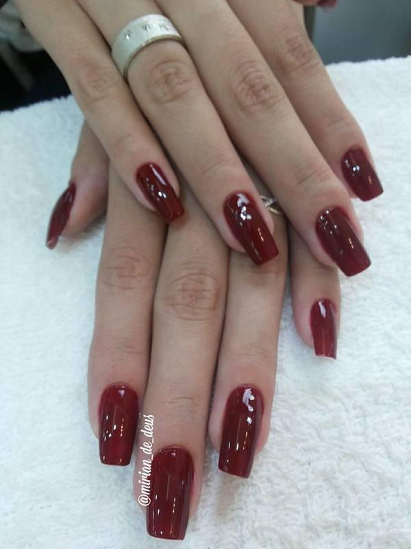 Unha Tradicional unha manicure e pedicure