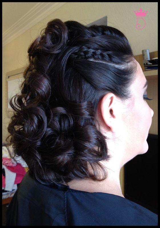 Penteado Formanda cabelo maquiador(a)