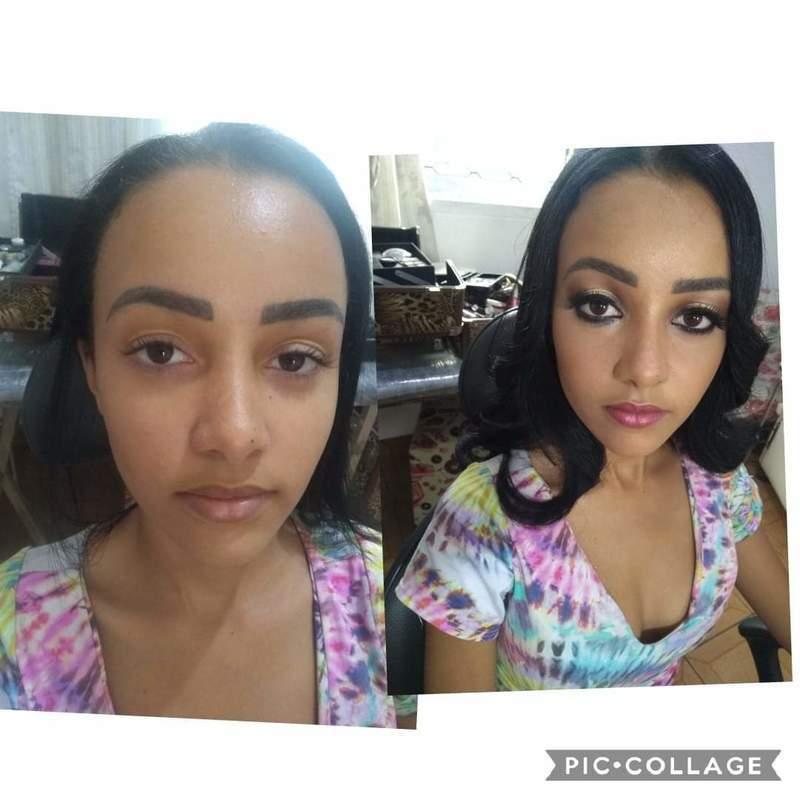 Maquiagem   maquiagem maquiador(a) designer de sobrancelhas depilador(a)