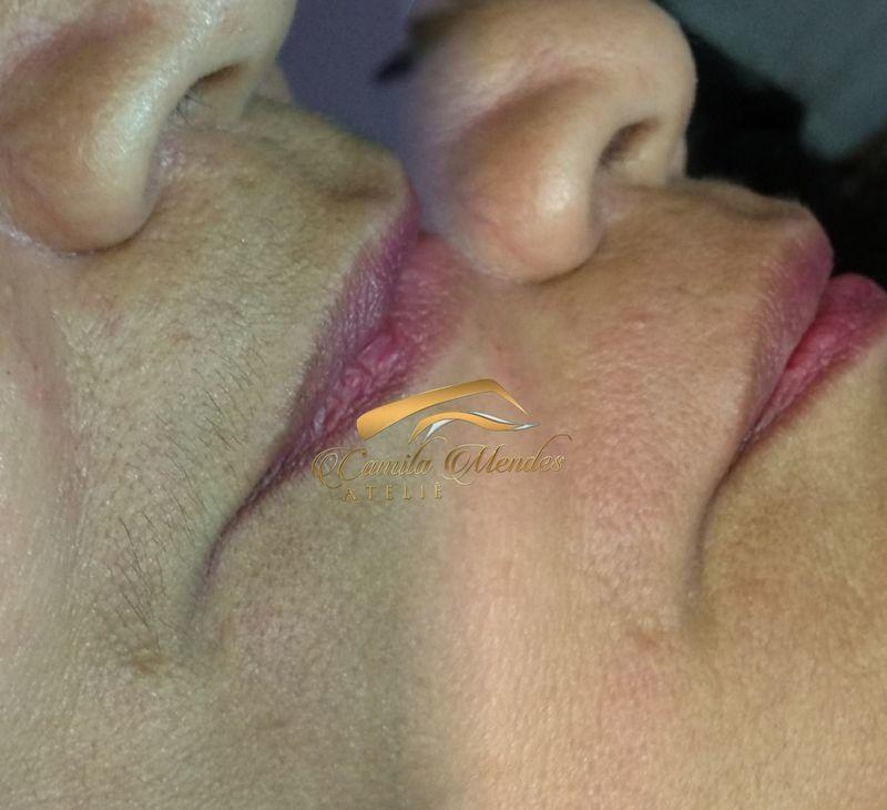 Epilação Egípcia ( linha) estética designer de sobrancelhas micropigmentador(a) outros