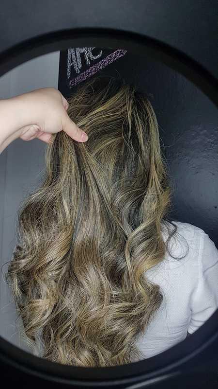 Brunette 💛 #brunette #iluminado #amooquefaco cabelo cabeleireiro(a) auxiliar cabeleireiro(a) escovista