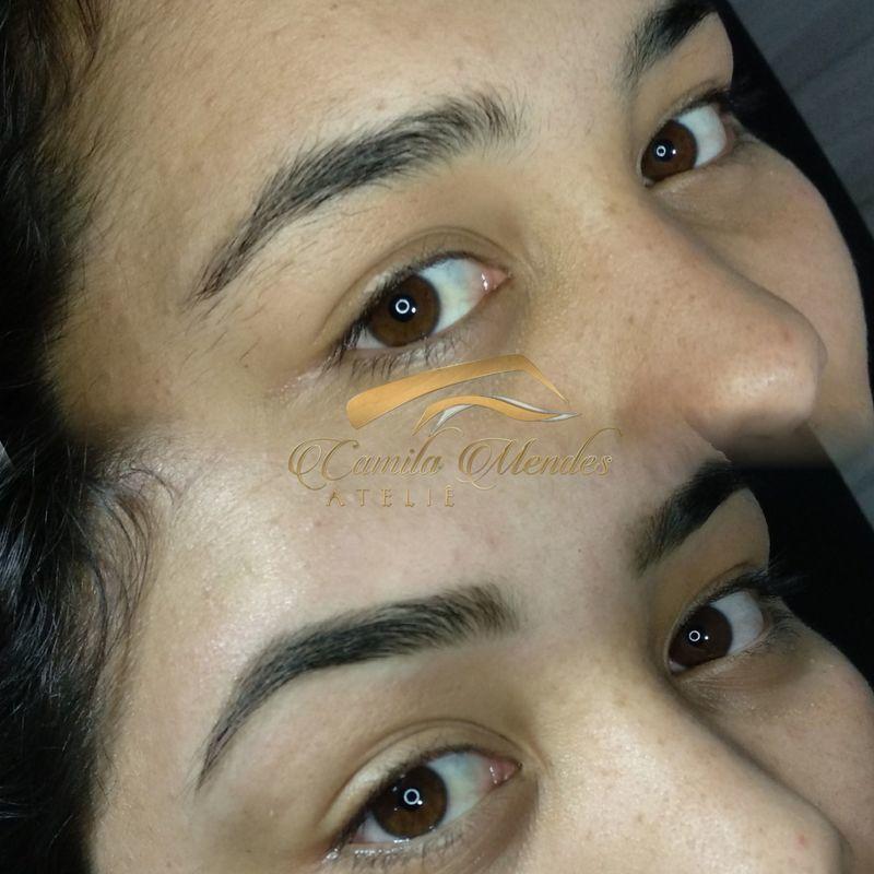 maquiagem designer de sobrancelhas micropigmentador(a) outros