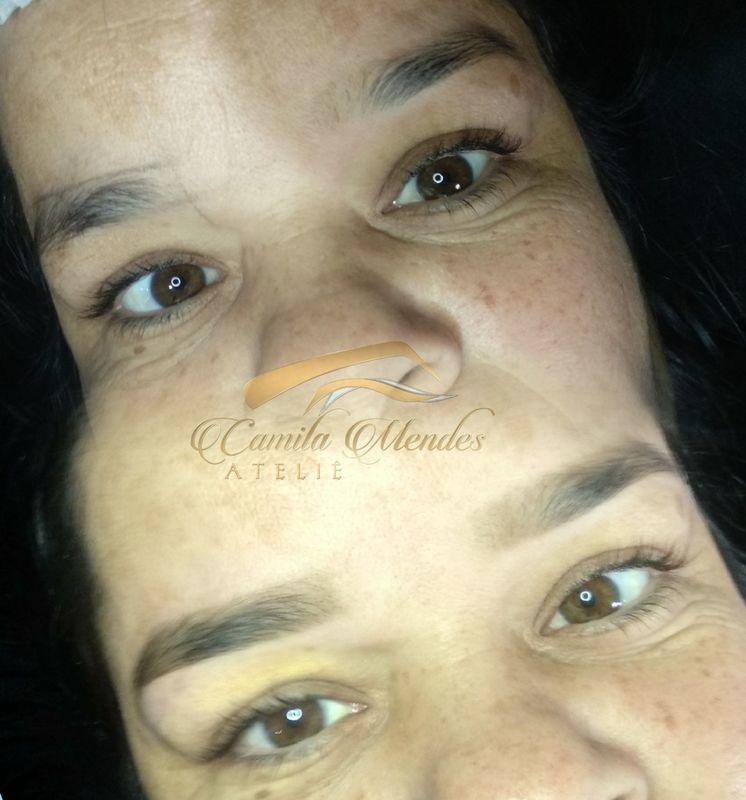 designer de sobrancelhas micropigmentador(a) outros