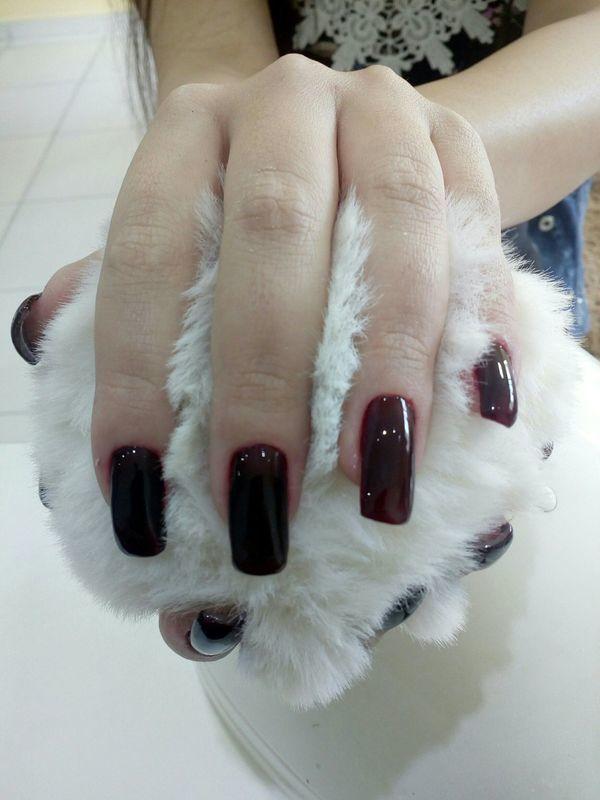 Finalizada manicure e pedicure manicure e pedicure