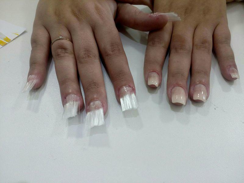 Em construção unha manicure e pedicure manicure e pedicure