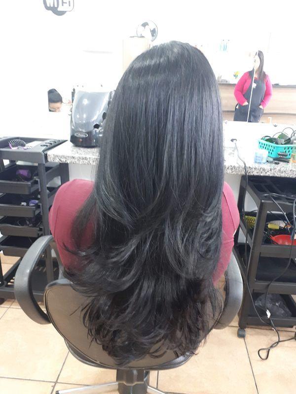 Escova.. cabeleireiro(a)