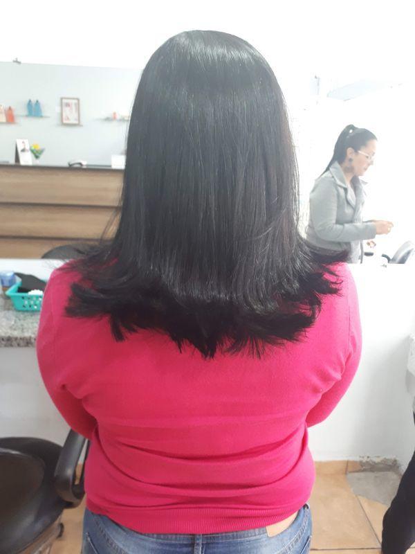 Corte cabeleireiro(a)