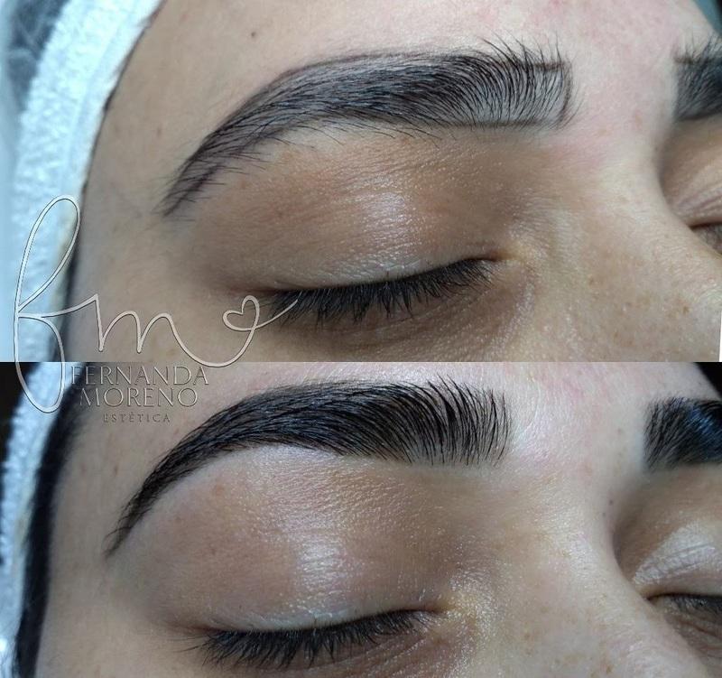 Design de sobrancelha com aplicação de henna  Amor e cuidado com a moldura do seu rosto 🤗♥️ outros esteticista designer de sobrancelhas micropigmentador(a) cosmetólogo(a)