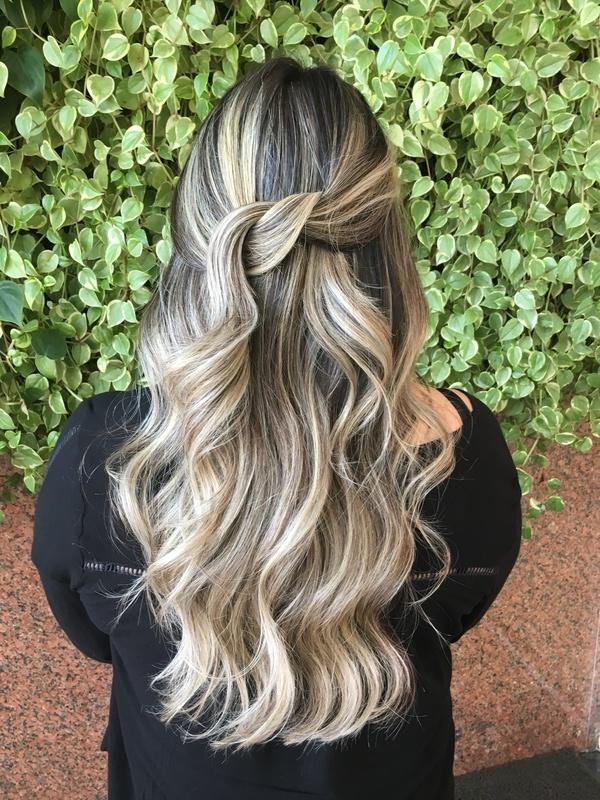 Loiro 🤩 cabelo cabeleireiro(a)