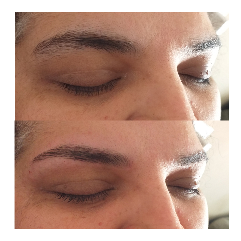 designer de sobrancelhas depilador(a) micropigmentador(a)