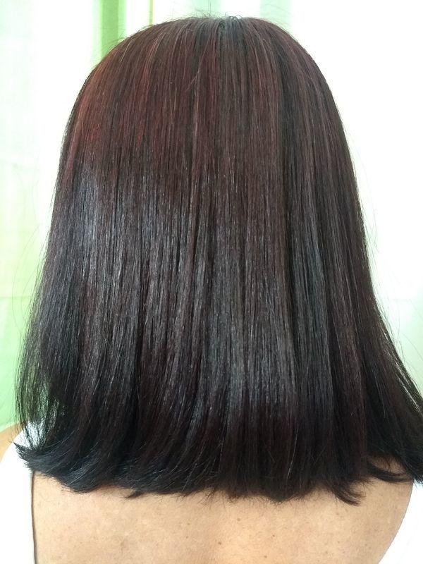 Realinhamento Capilar (botox) cabelo cabeleireiro(a) cabeleireiro(a)