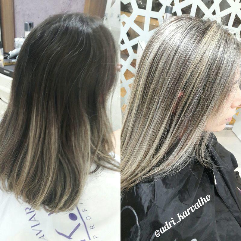 Retoque de Mechas! cabeleireiro(a) designer de sobrancelhas cabeleireiro(a) cabeleireiro(a) cabeleireiro(a)