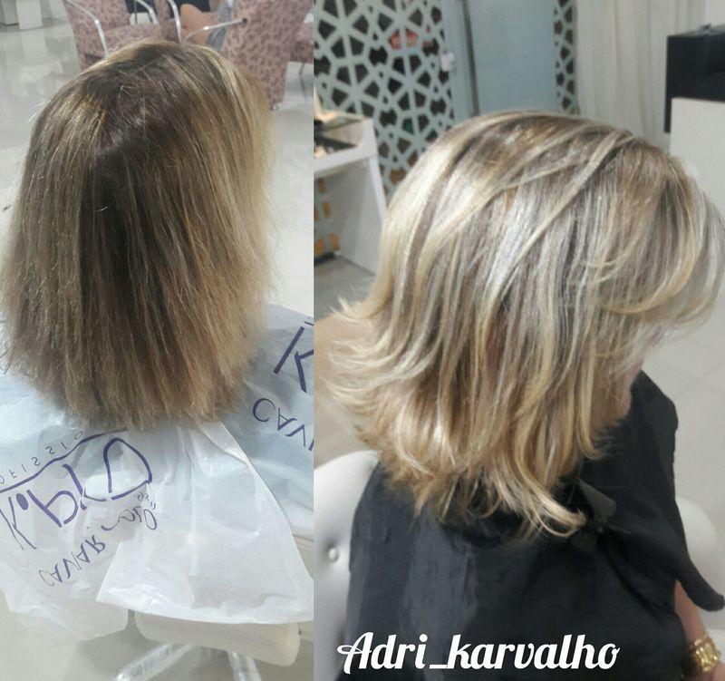 Mechas!! cabeleireiro(a) designer de sobrancelhas cabeleireiro(a) cabeleireiro(a) cabeleireiro(a)