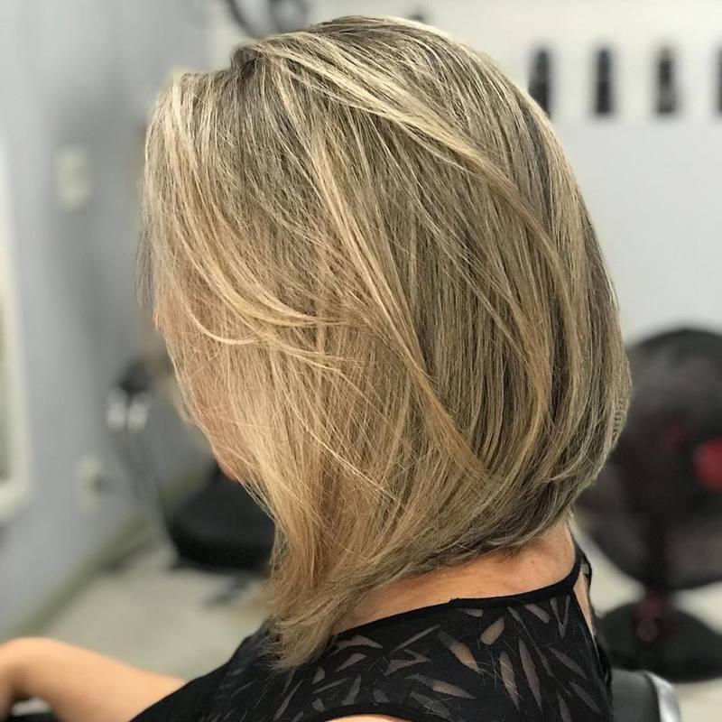 Luzes, corte e reconstrução da @joicobrasil ❤️ não tem como não amar, né? 💥💥💥 #hair #haircolor #blonde #joico #keune #summer cabelo cabeleireiro(a) stylist / visagista maquiador(a) designer de sobrancelhas