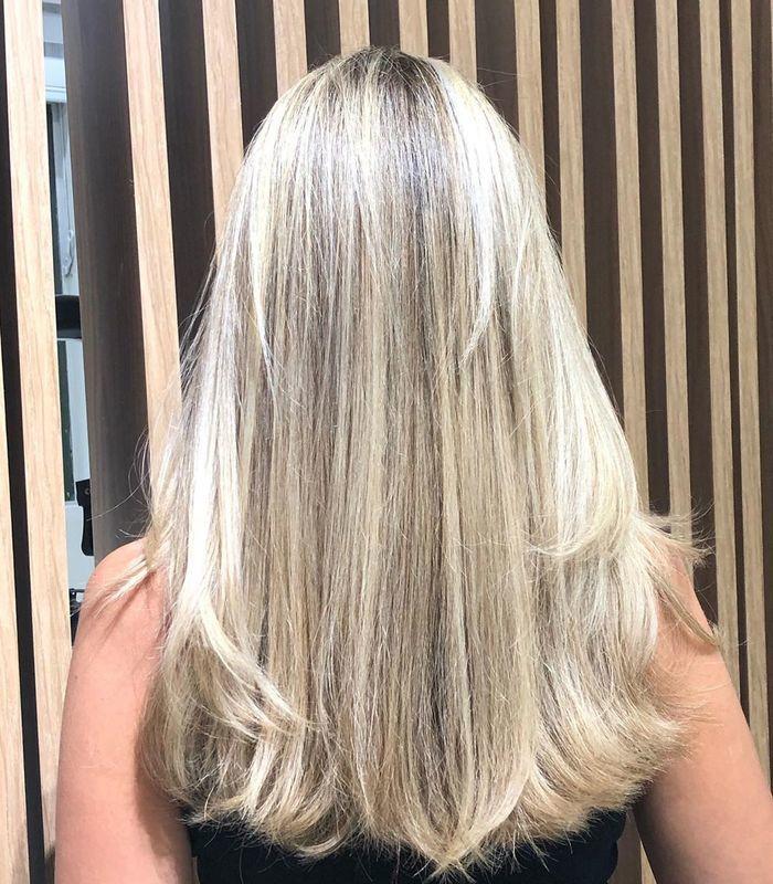 Luzes #mechas #luzes #loiros #coloração  cabelo cabeleireiro(a) maquiador(a)