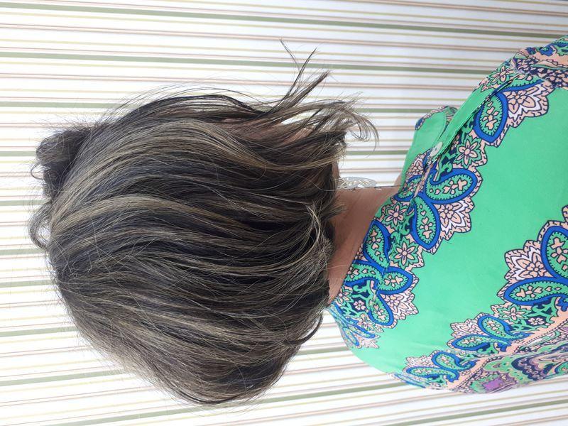 #bobkare #luzes #andreiasolwati cabelo cabeleireiro(a) depilador(a) manicure e pedicure