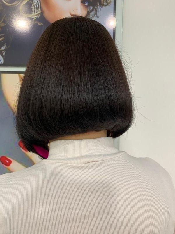 #chanel #hair #clássico #andreiasolwati cabelo cabeleireiro(a) depilador(a) manicure e pedicure
