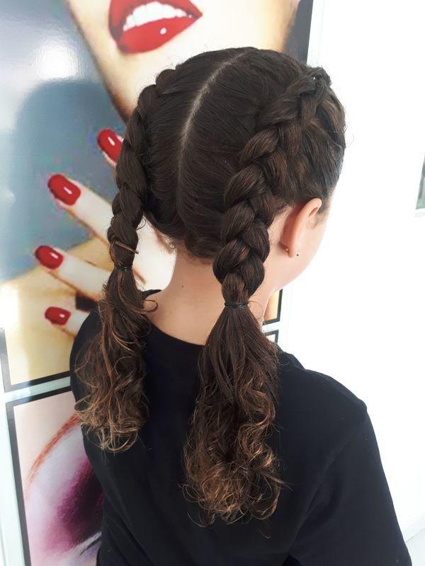 Boxeadora cabelo cabeleireiro(a) depilador(a) manicure e pedicure