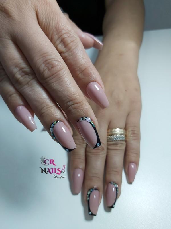 unha empresário(a) manicure e pedicure