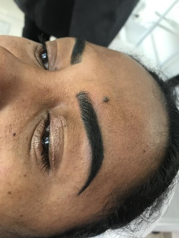 Micropigmentação shadow line outros designer de sobrancelhas micropigmentador(a) depilador(a) esteticista