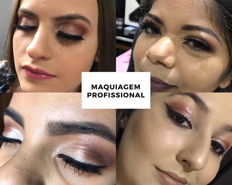 Maquiagem profissional maquiagem designer de sobrancelhas micropigmentador(a) depilador(a) esteticista