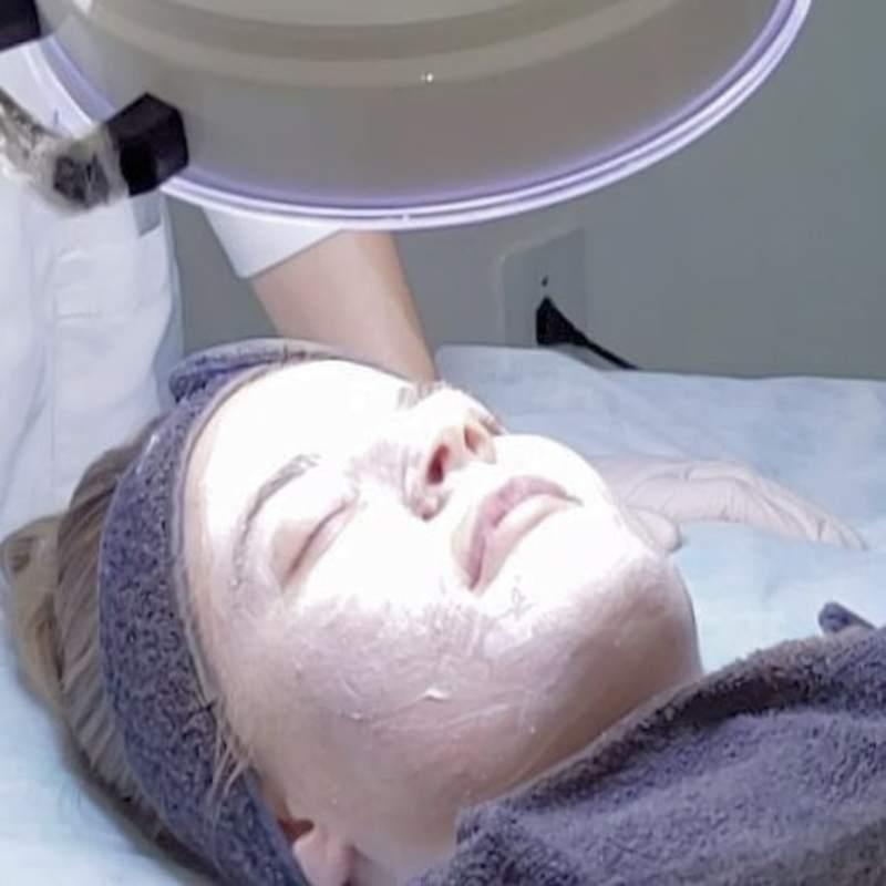 Tratamentos Faciais estética esteticista massoterapeuta aromaterapeuta acupunturista outros