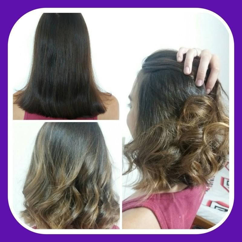 #californianas #corte cabelo cabeleireiro(a) auxiliar cabeleireiro(a)