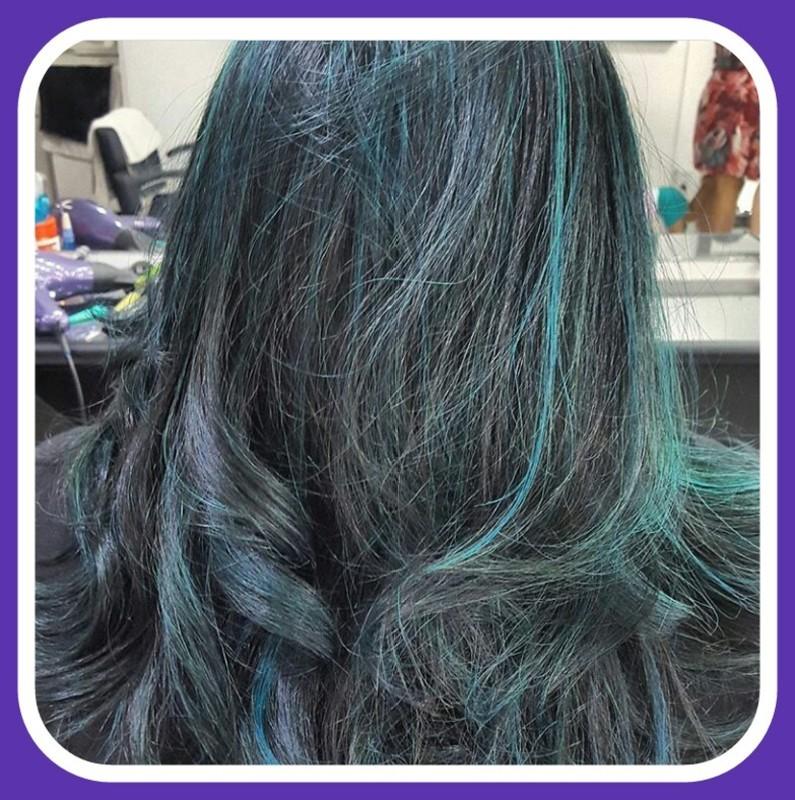 #luzesazuis cabelo cabeleireiro(a) auxiliar cabeleireiro(a)