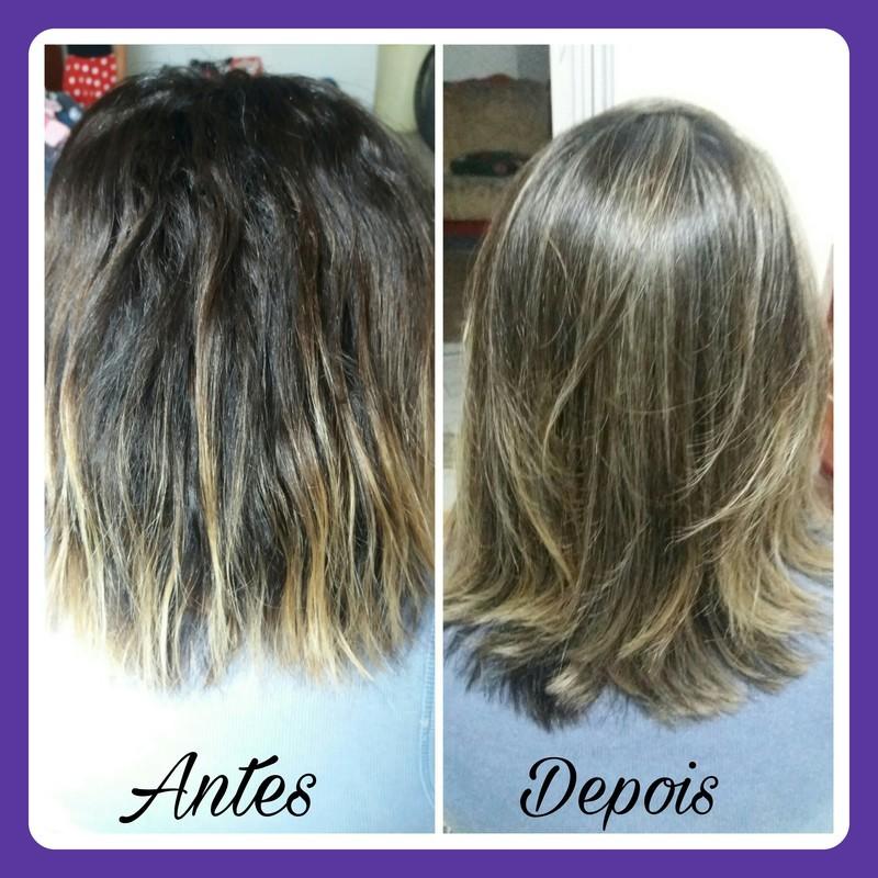 #luzes #Progressiva cabelo cabeleireiro(a) auxiliar cabeleireiro(a)