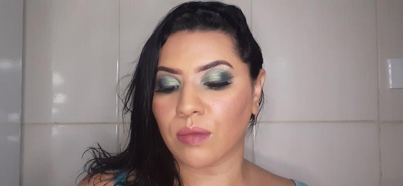 maquiagem estudante (maquiador) designer de sobrancelhas