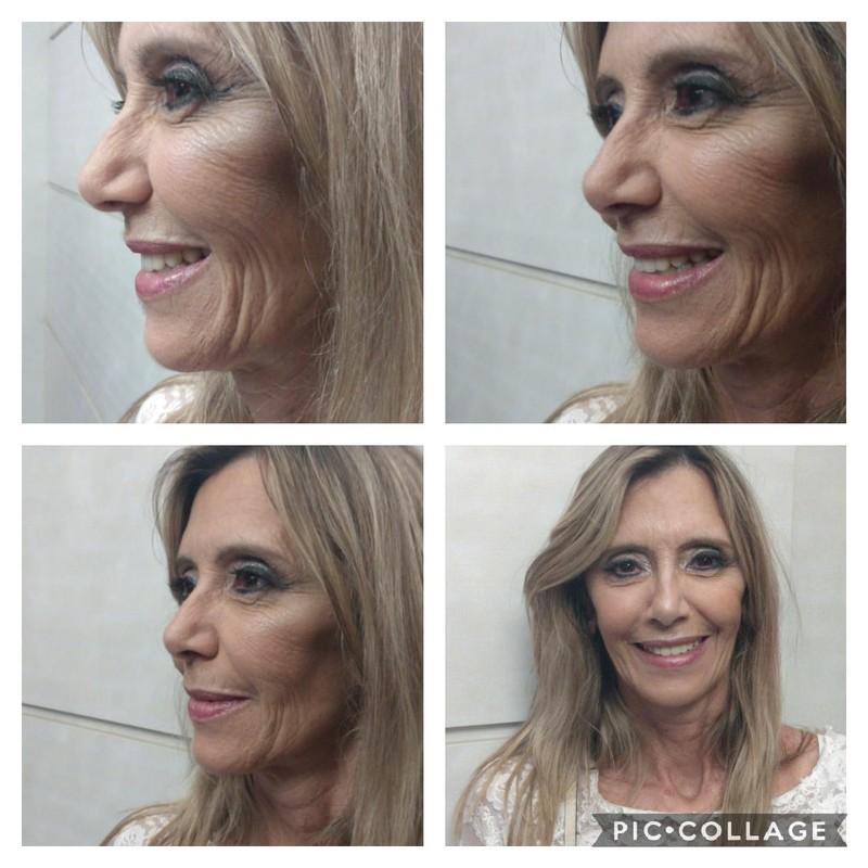 maquiagem maquiador(a) designer de sobrancelhas esteticista cosmetólogo(a)