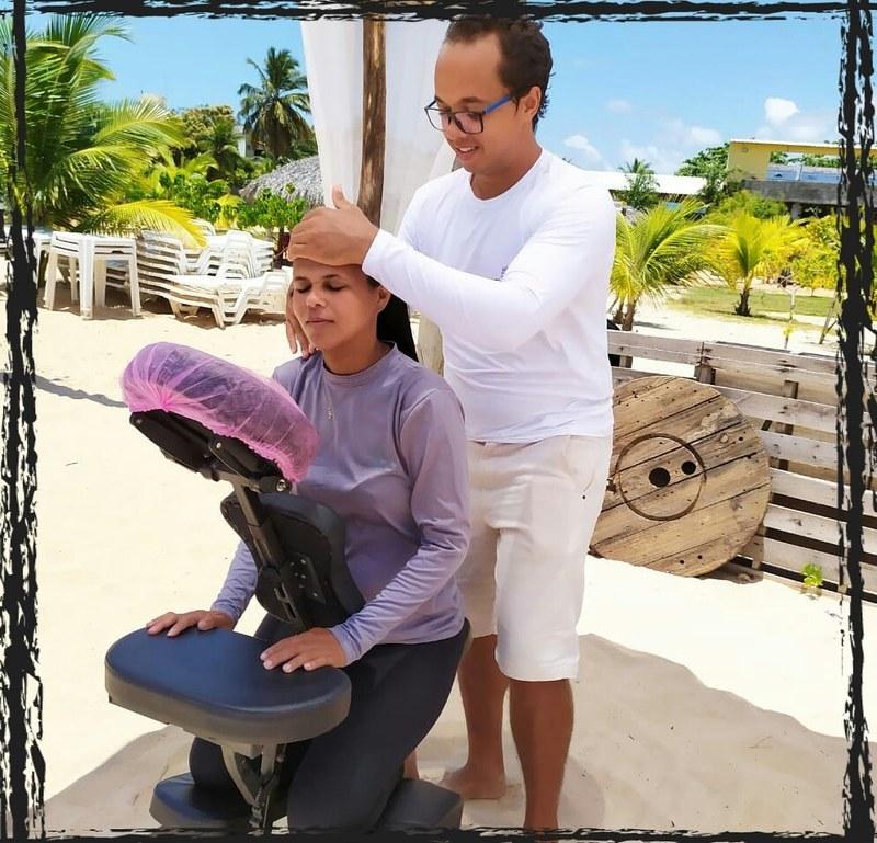 Quick Massage outros massoterapeuta