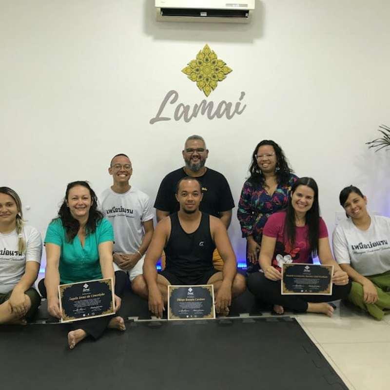 Formação em Thai Massage outros massoterapeuta