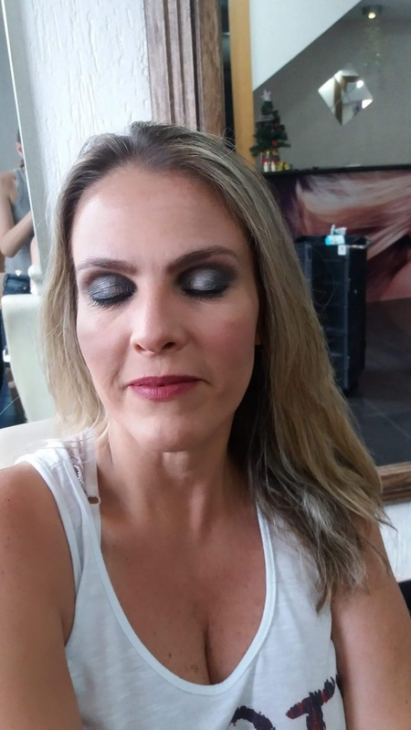 Maquiagem para festa maquiagem maquiador(a) docente / professor(a)